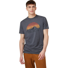 tentree Vintage Sunset T-Shirt Men, gris